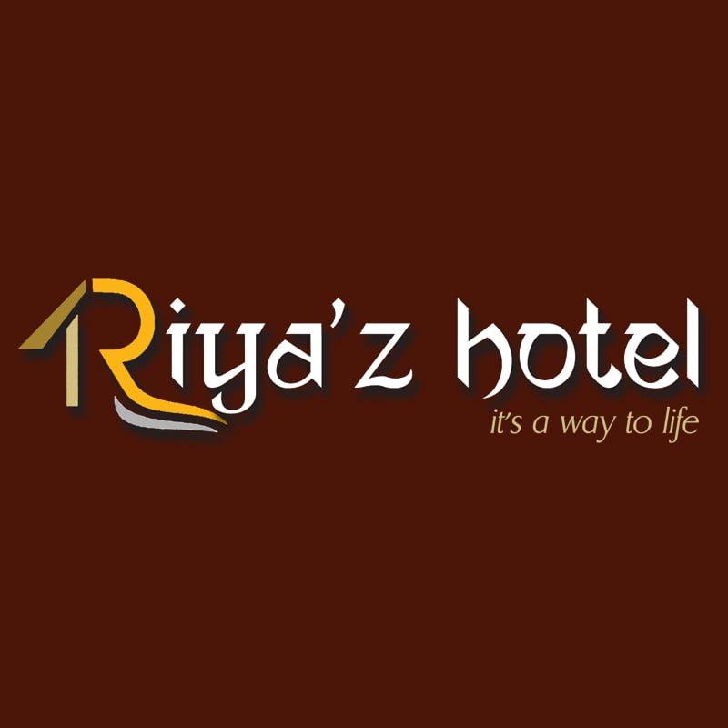 hotel riyaz - logo