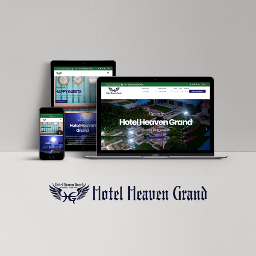 Hotel Heaven Grand - website - featured image
