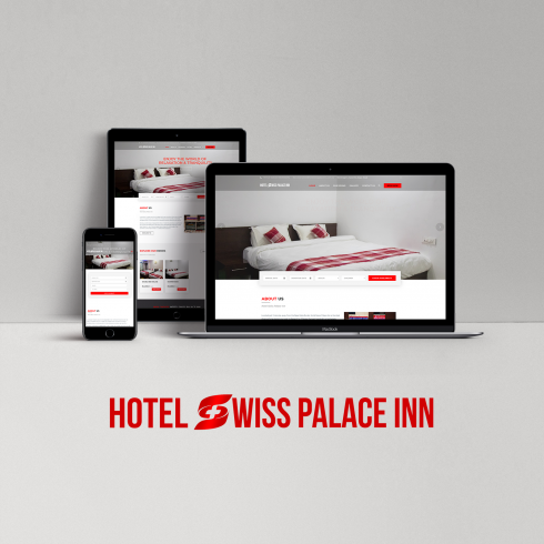 Hotel Swiss Palace Inn - website - featured image