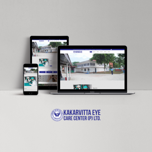 Kakarvitta Eye Care Center - website - featured image