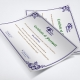 Mechi Netralaya - Farewell Certificate - Mockup