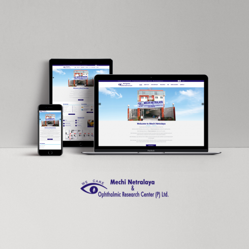 Mechi Netralaya - website - featured image