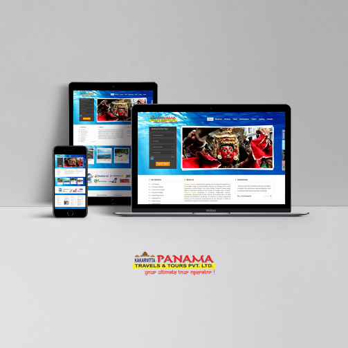 Panama Travels & Tours - website - featured image