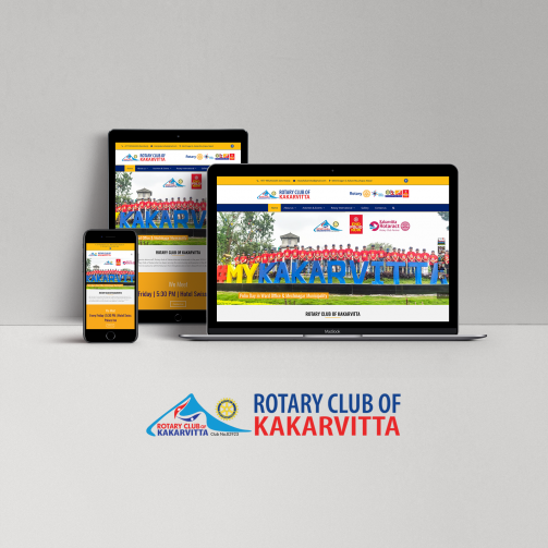 Rotary Club of Kakarvitta - website - featured image